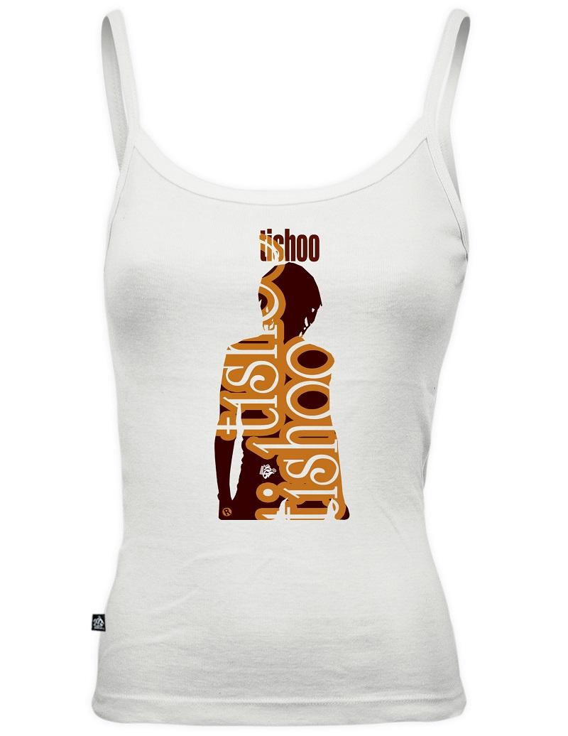 Tee-shirt femme classique TISHOO by klassicvib