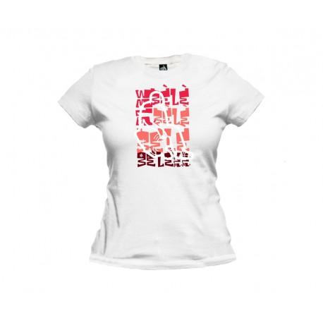 Tee-shirt femme classique RIKUP by klassicvib