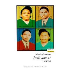 "BELLE AMOUR DE FOYAL                       Maurice ""Momo"" MORETON"