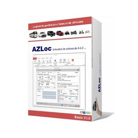 Logiciel AZLOC ONLINE Basic