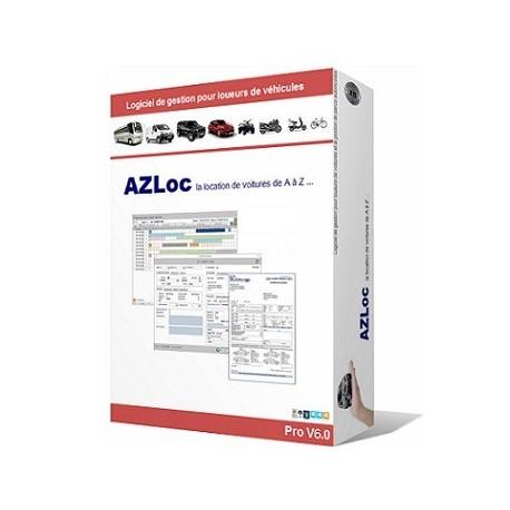 Logiciel AZLOC ONLINE Pro
