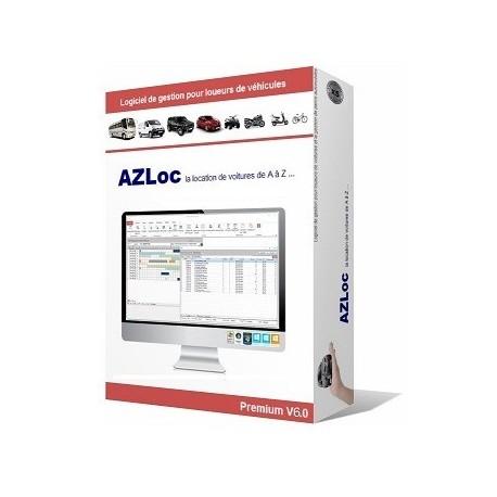 Logiciel AZLOC ONLINE Premium
