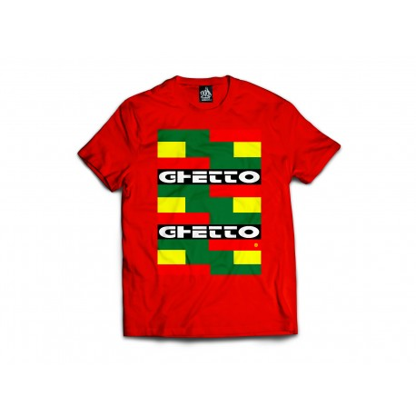 Tee-shirt homme classique GHETTO-GHETTO by klassicvib