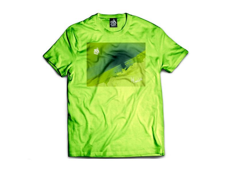 Tee-shirt homme classique HORIZONE by klassicvib