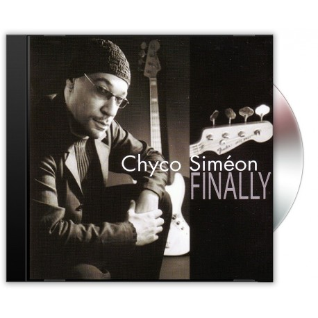 "Album"" Finally "" Chyco SIMEON"
