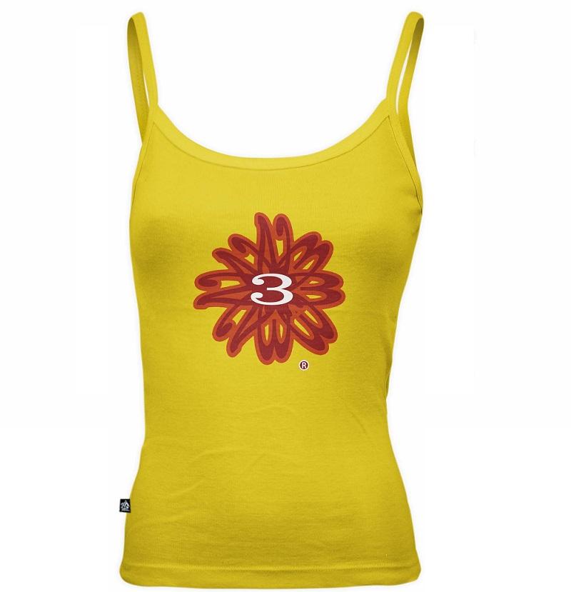 Tee-shirt femme Bretelles GIRL233 by klassicvib