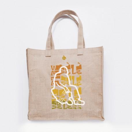 Tote Bag RIKUP by klassicvib
