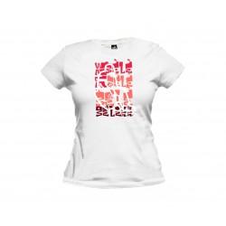 Tee-shirt femme classique RIKUP