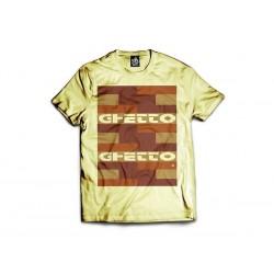 Tee-shirt homme classique GHETTO-GHETTO by klassicvib