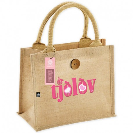 Tote Bag TJÒLÒV © by klassicvib